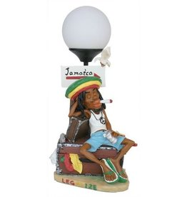 H.Originals Rastaman met lamp to Jamaica 35 X  CM 1 assortiment