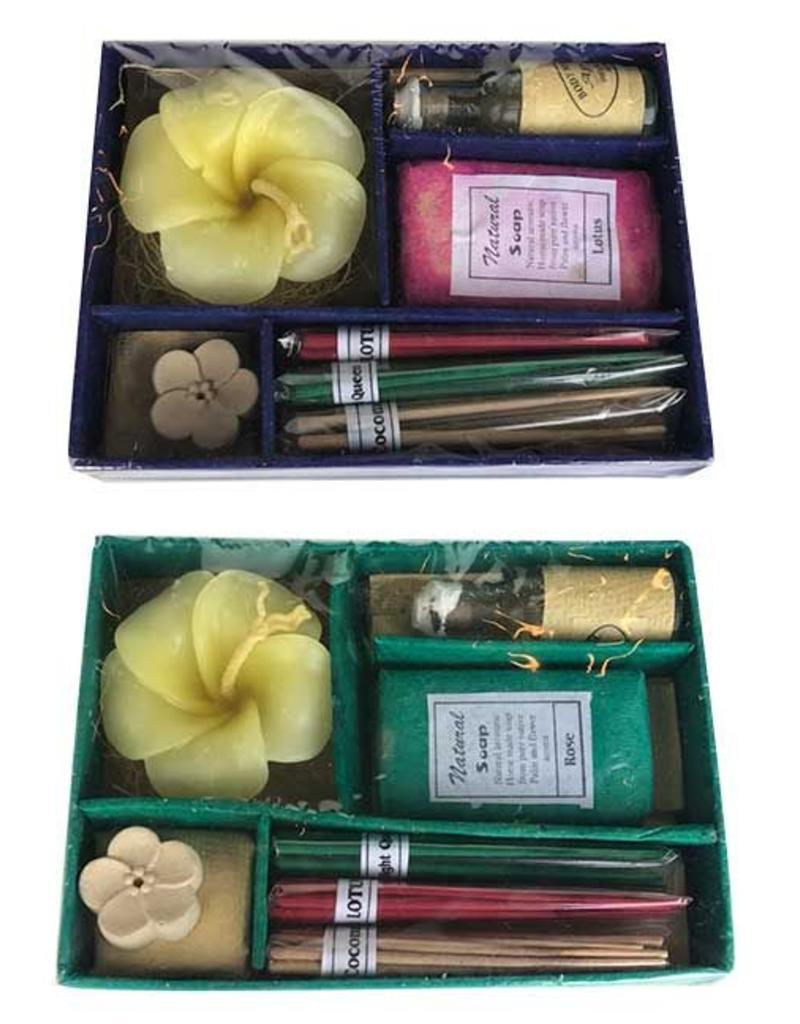 H.Originals Kaars aroma therapie 12 X 16 CM 2 assortiment
