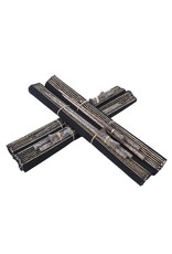 H.Originals ROOT PLACEMATE 4 PCS IN BOX 36 X 15 CM 1 assortiment