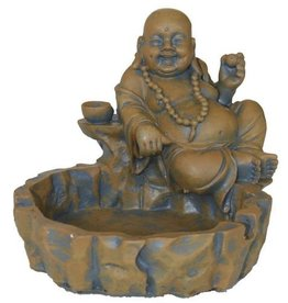 H.Originals Happy Buddha asbak 10 X 13 CM 1 assortiment