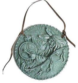 H.Originals Plak indiaan groen 20 X  CM 1 assortiment
