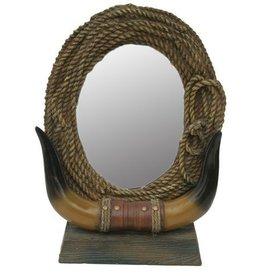 H.Originals Spiegel horn 33 X 24 CM 1 assortiment