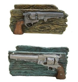 H.Originals Kaarthouder met pistool 10 X 5 CM 2 assortiment