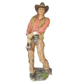 H.Originals Cowboy met rode blouse  X  CM 1 assortiment