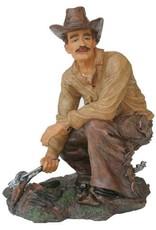 H.Originals Cowboy met smeedijzer 17 X  CM 1 assortiment