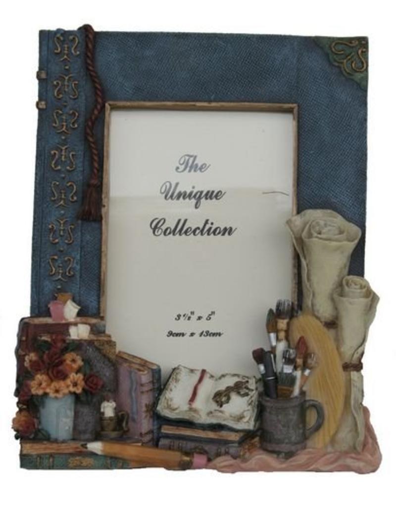 H.Originals Fotolijst met boek 18 X 15 CM 1 assortiment