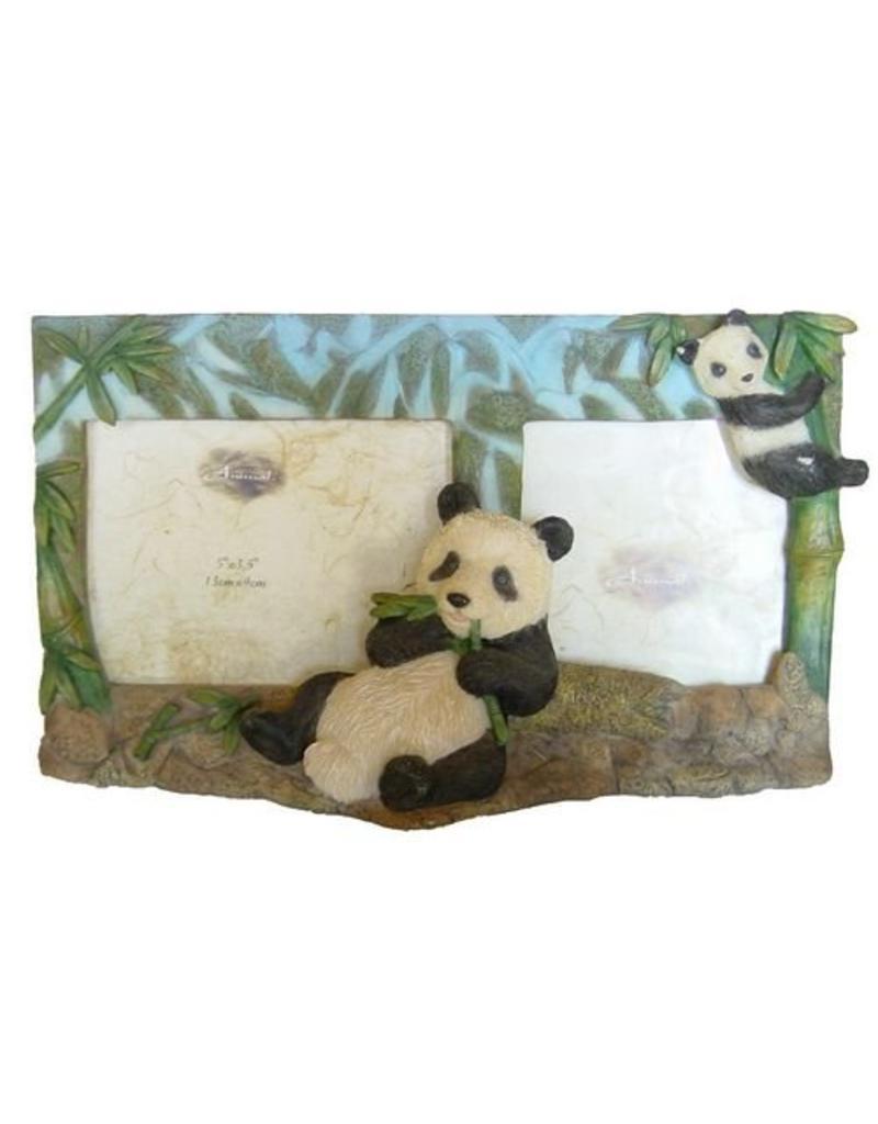H.Originals Fotolijst panda en bamboe 22 X 17 CM 1 assortiment