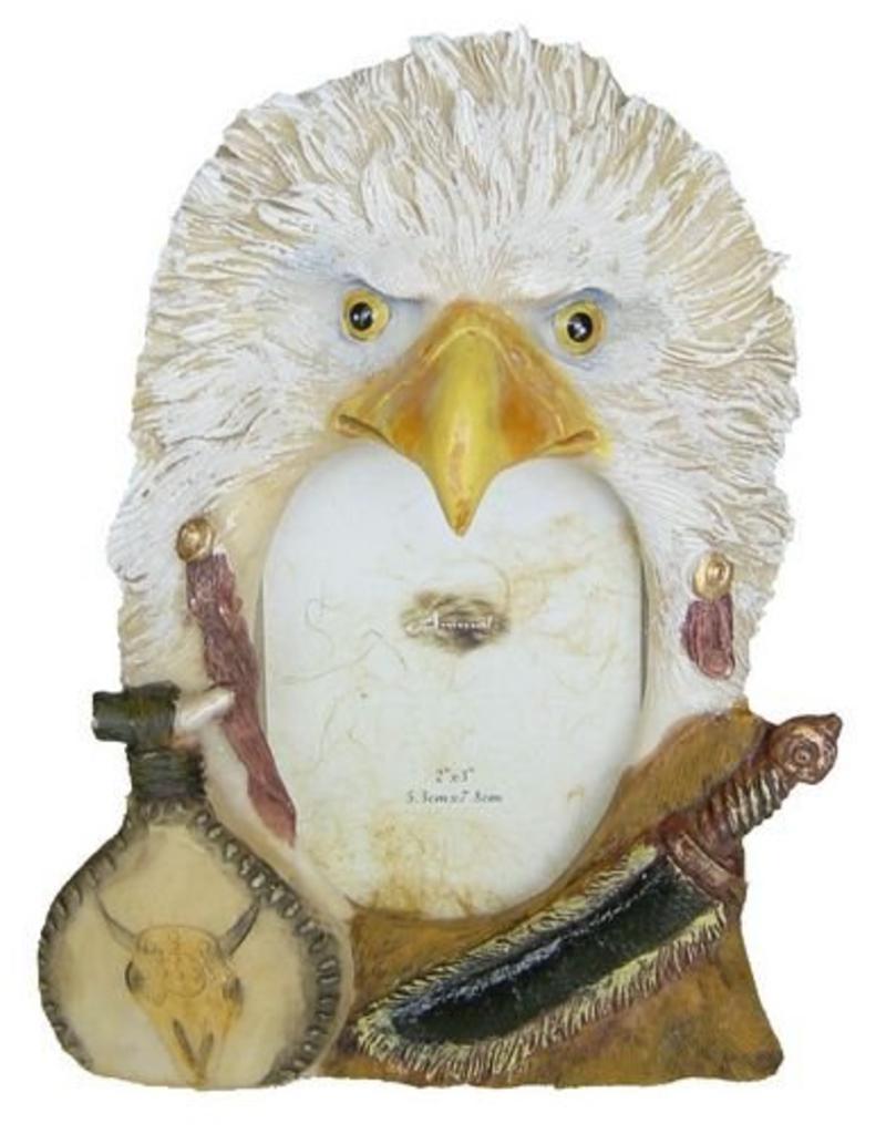 H.Originals Fotolijstje adelaarkop 14 X 11 CM 1 assortiment