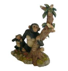 H.Originals Twee apen bij boom 19 X  CM 1 assortiment