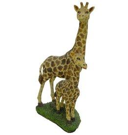 H.Originals Giraf met jong 34 X 19 CM 1 assortiment