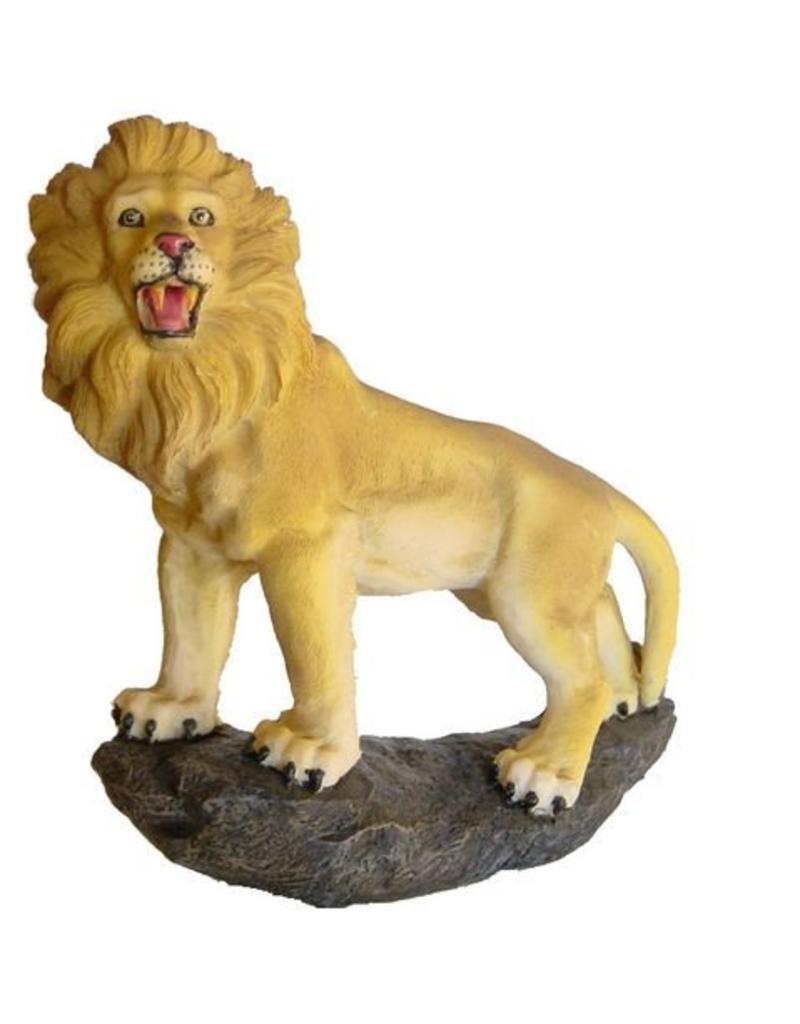 H.Originals Leeuw op steen klein 15 X  CM 1 assortiment