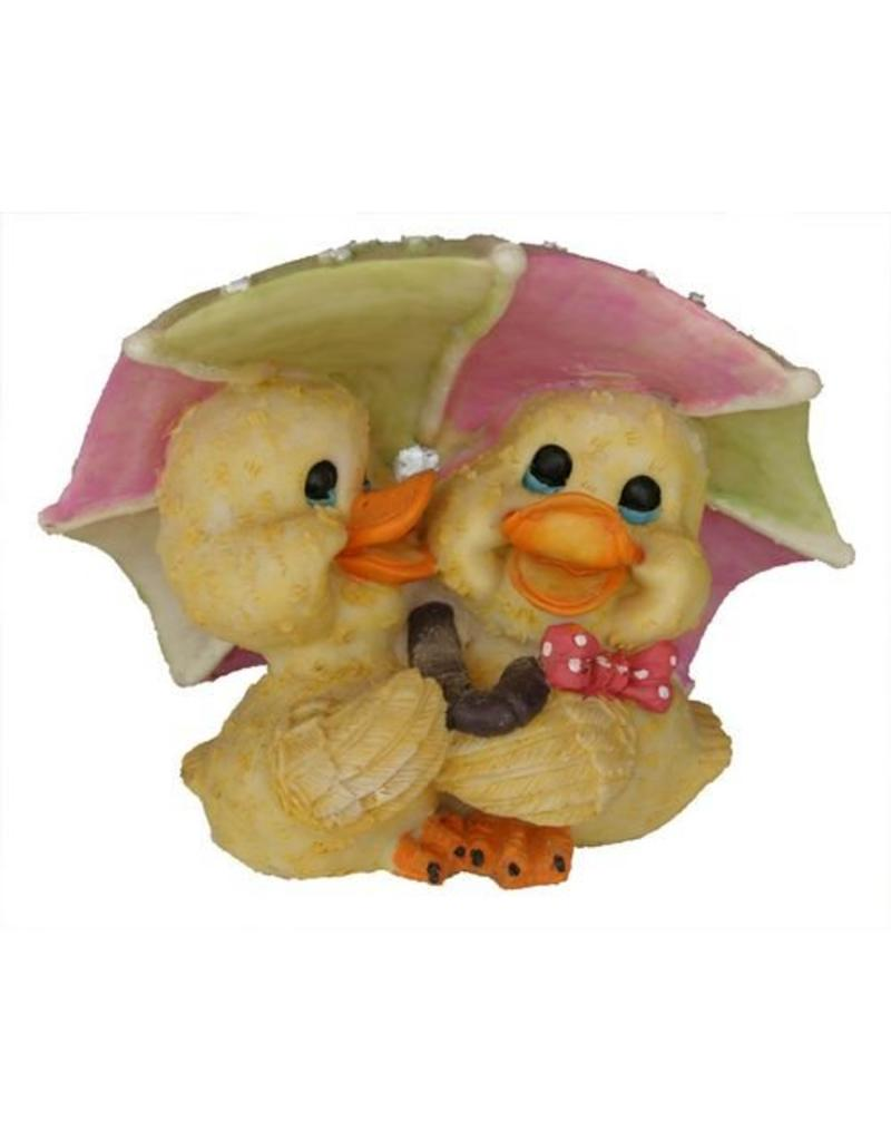H.Originals Twee enden onder paraplu 15 X 15 CM 1 assortiment