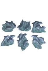 H.Originals Magneet dolfijn 8 X 7 CM 4 assortiment