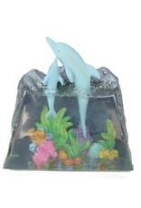 H.Originals Dolfijn springend uit water 12 X  CM 1 assortiment