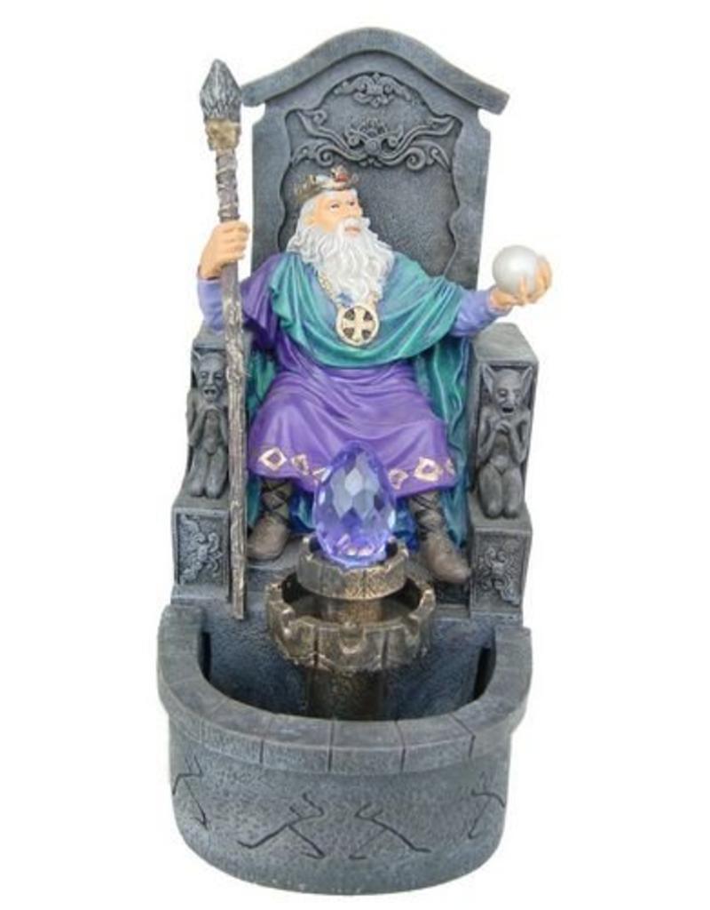 H.Originals Koning op stoel waterval 15 X  CM 1 assortiment