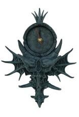 H.Originals Klok skelet drakenkop Gotic 35 X  CM 1 assortiment