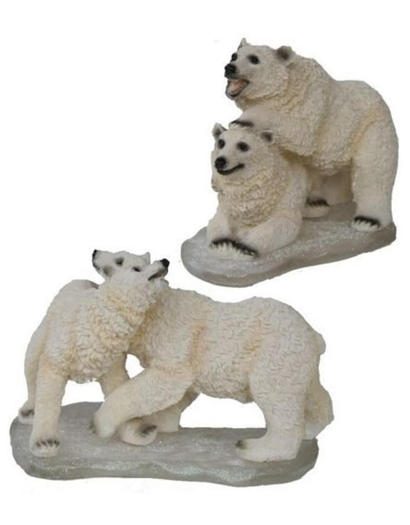 H.Originals Ijsberen op ijs 13 X 20 CM 2 assortiment
