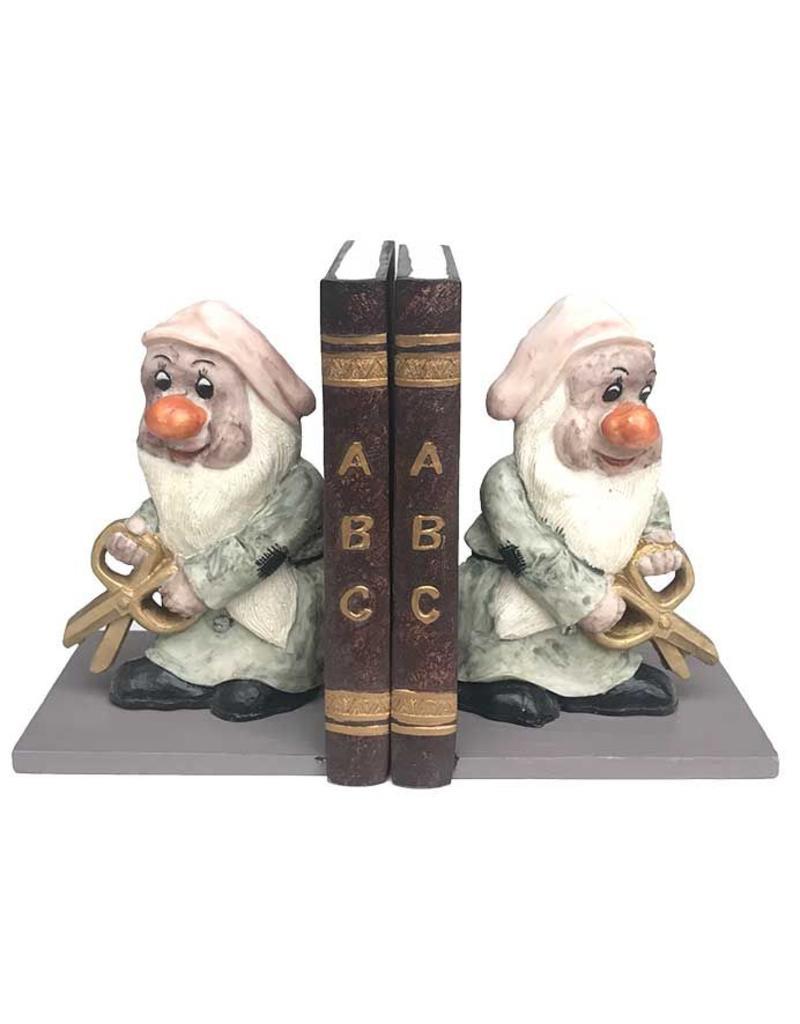 H.Originals Boekensteun kabouter 16 X 24 CM 1 assortiment