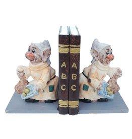 H.Originals Boeken steun kabouter 16 X 26 CM 1 assortiment