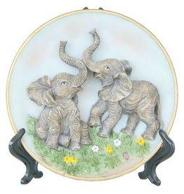H.Originals Bord olifant 14 X 19 CM 1 assortiment