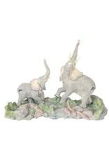 H.Originals Olifanten in water 20 X 27 CM 1 assortiment