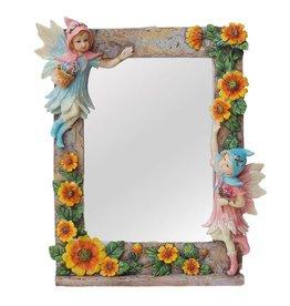H.Originals Children Fairy Mirror 26 X 23 CM 1 assortiment