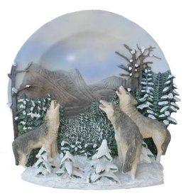 H.Originals Wolven in de sneeuw 19 X  CM 1 assortiment