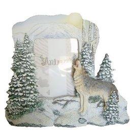 H.Originals Fotolijstje wolf  X  CM 1 assortiment