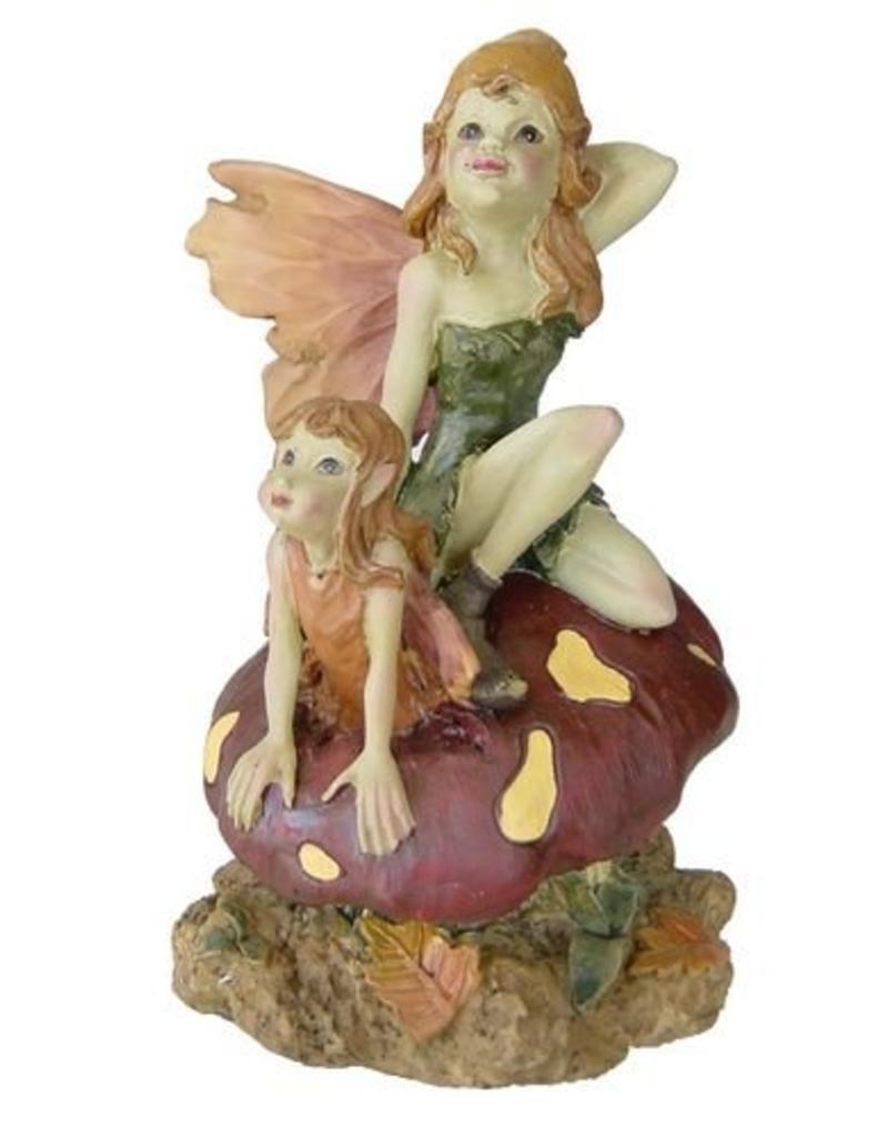 H.Originals Fairy'ns op paddenstoel 18 X  CM 1 assortiment
