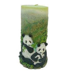 H.Originals Panda kaars 17 X 8 CM 1 assortiment