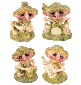 H.Originals Band paddenstoel 10 X 8 CM 4 assortiment