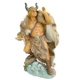 H.Originals Viking met hoorn 31 X 15 CM 1 assortiment
