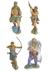 H.Originals Vikings 24 X 9 CM 4 assortiment