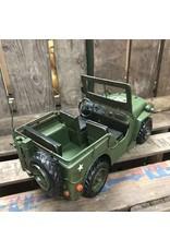 W.F. Peters Leger Jeep 34x14x13 cm