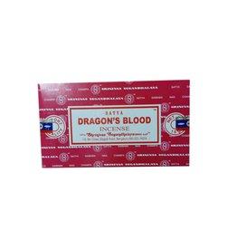 W.F. Peters Satya Dragon's Blood wierook 15 grams