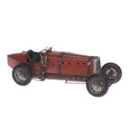 W.F. Peters Race auto rood 33 x 13 x 11 cm