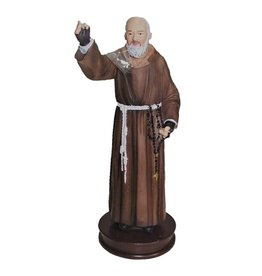 W.F. Peters Pater Pio 13 cm