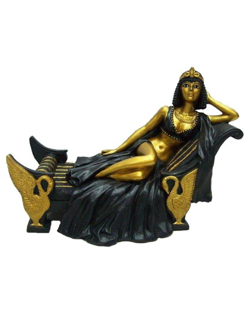 W.F. Peters Cleopatra liggend