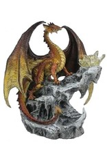 W.F. Peters Draak Hyperion by Ruth Thompson hg ca 30 cm