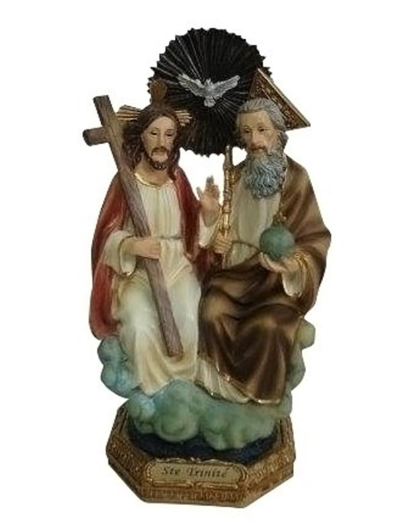 W.F. Peters Heilige Drievuldigheid hg 22 cm
