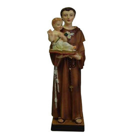 W.F. Peters Sint Antonius hg 40 cm