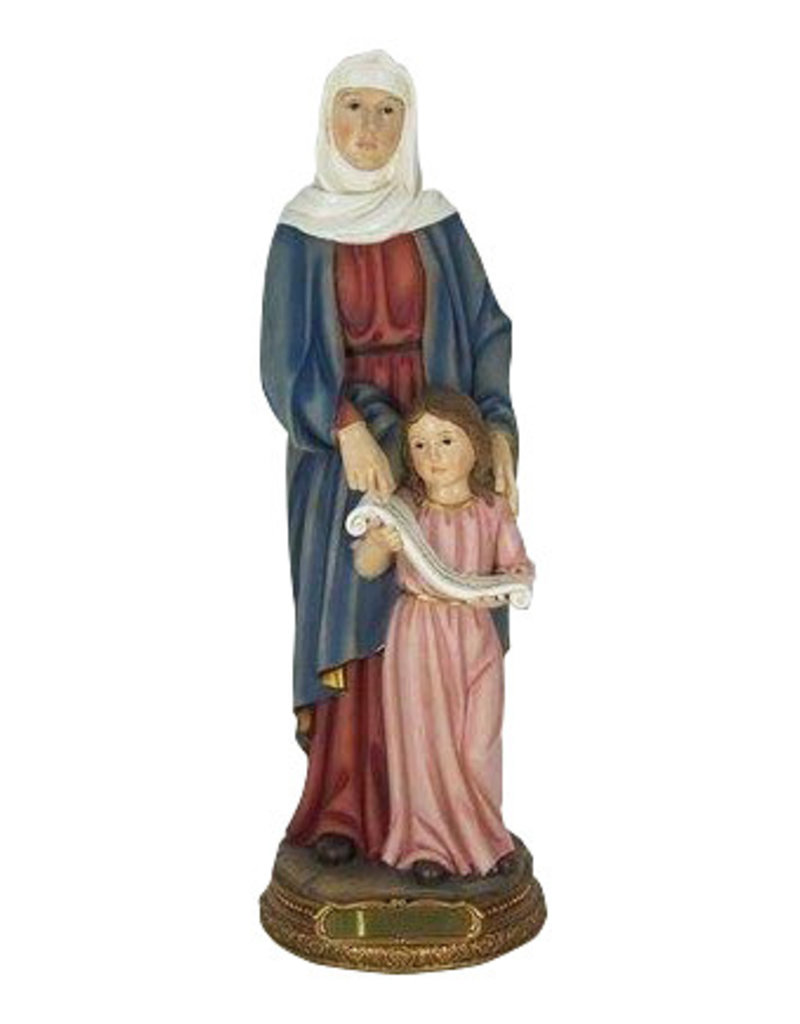 W.F. Peters Heilige Anna hg 40 cm