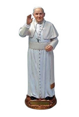 W.F. Peters Paus Franciscus hg 40 cm