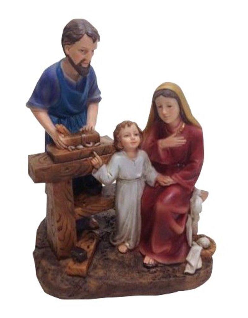 W.F. Peters Heilige Familie hg 14 cm