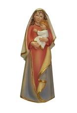 W.F. Peters Moeder met Kind hg 12 cm
