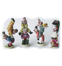H.Originals Clown op elkaar  X  CM 4 assortiment
