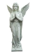 W.F. Peters Biddende Engel hg ca.96 cm (wit) voor binnen en buiten