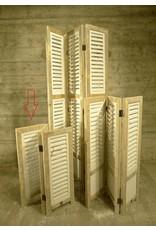 Dutch mood | Zaltii Houten shutter met een afmeting van 52x65 centimeter.