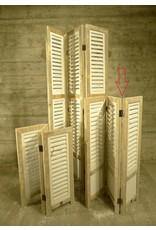 Dutch mood | Zaltii Houten shutter met een afmeting van 70x65 centimeter.
