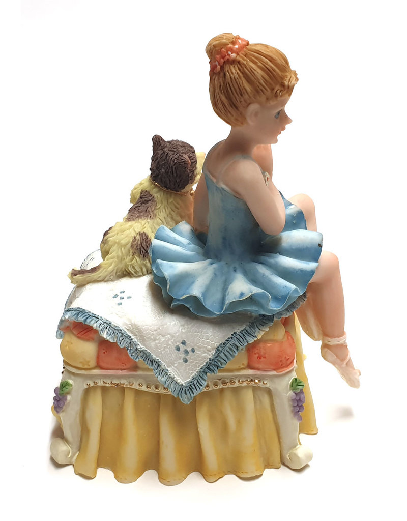 H.Originals Speeldoos ballerina, 1 assortiment